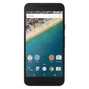 LG Nexus 5X - Black - 02 £64 - Music Magpie - Refurbished - Good condition