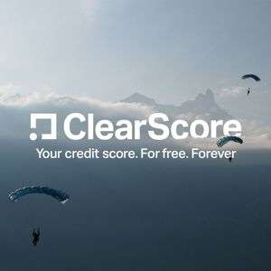 Your credit score and report. For free, forever. - Clearscore