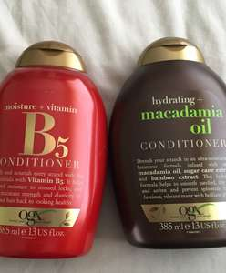 Ogx shampoo & conditioner £1.80 @ Tesco
