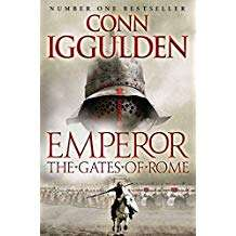 Today only - Conn Iggulden's Emperor series - each book 99p - whole series for £4.95 @ Amazon Kindle