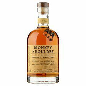 Monkey Shoulder 70cl £22 @ ASDA