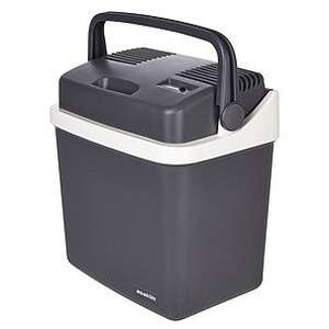20L hot/cold 12v Cool box with LCD temp - £28.99 @ Clas Ohlson (+£4.95 P&P)