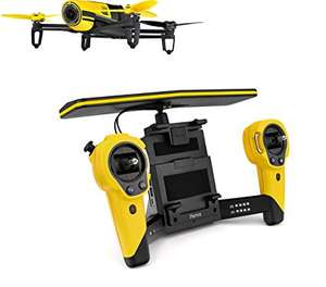 Parrot bebop 1 with sky controller (yellow) - amazon - £149.99 - Prime Exclusive