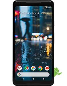 Google Pixel 2 XL White or Black *128GB* 1 Month Contract (cancellable) £499 @ Carphone warehouse