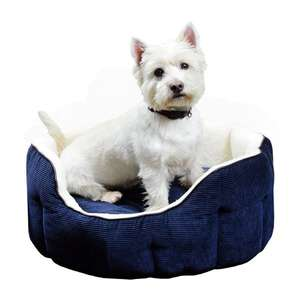 House of Paws large memory foam dog bed £22.75 with code at Pet Planet