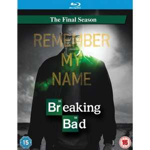 Breaking Bad Blu-Ray Seasons (with UV Codes) £3.99 - £4.49 delivered each - £24.94 for the entire series! @ 365games