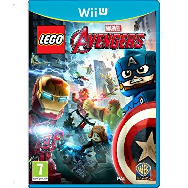 Lego Marvel Avengers Wii U £2 Smyths Toys Milton Keynes in store