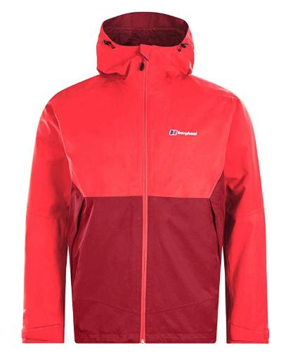 Berghaus Men's Fellmaster Waterproof GORE-TEX Jacket £66.80 @ Amazon Large