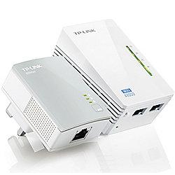TP-LINK TL-WPA4220KIT AV600 Powerline Wi-Fi Kit instore £10 @ Tesco - Port Talbot