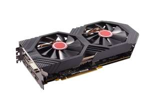 XFX Radeon RX 580 GTS Black Edition 8GB £237.97 @ Amazon