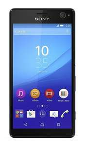 Sony Xperia C4 Sim Free Dual SIM Smartphone - £89 delivered @ Box