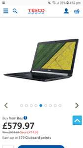 "Acer Aspire 5 A517-51G-58DD 17.3"" Intel Core i5 8GB RAM 1000GB Windows 10 - £579.97 @ Tesco Direct / Sold by BOX"