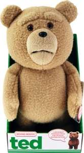 TED - 16 Inch Plush with Sounds and Moving Mouth (£2.50 + £2.50 delivery) @ Forbidden Planet