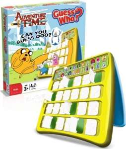 Adventure Time Guess Who? Game £7.99 @ Forbidden Planet International (£2.50 delivery)