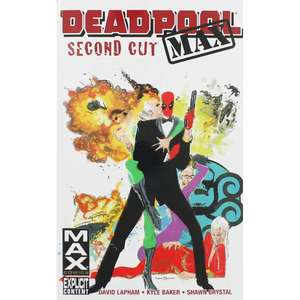 Deadpool MAX - Second Cut (Graphic Novel) £5 Free C&C @ The Works