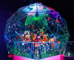 The Crystal Maze Live Experience in Manchester July - Dec £29.99