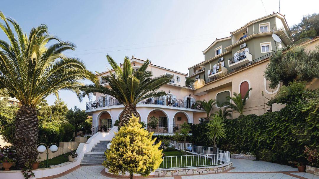 Marietta Hotel Apartments, Skala, Kefalonia, Greece  £182pp to £197, based on 2, (17th July, 1 week) inc. flights, transfers, luggage @ Tui