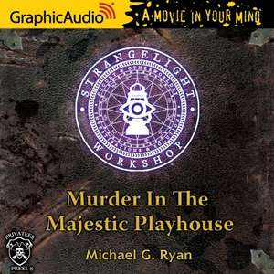 Free Graphic Audio book - Murder in the Majestic Playhouse