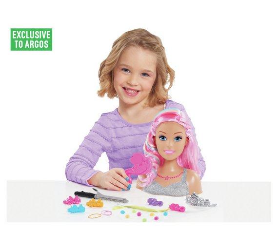 Barbie Dreamtopia Styling Head £8.99 Argos. Free C&C