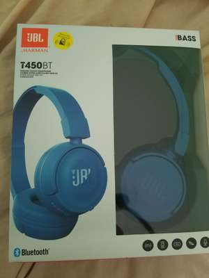 Jbl wireless headphones, reduced from £40 to £10 @ Tesco instore