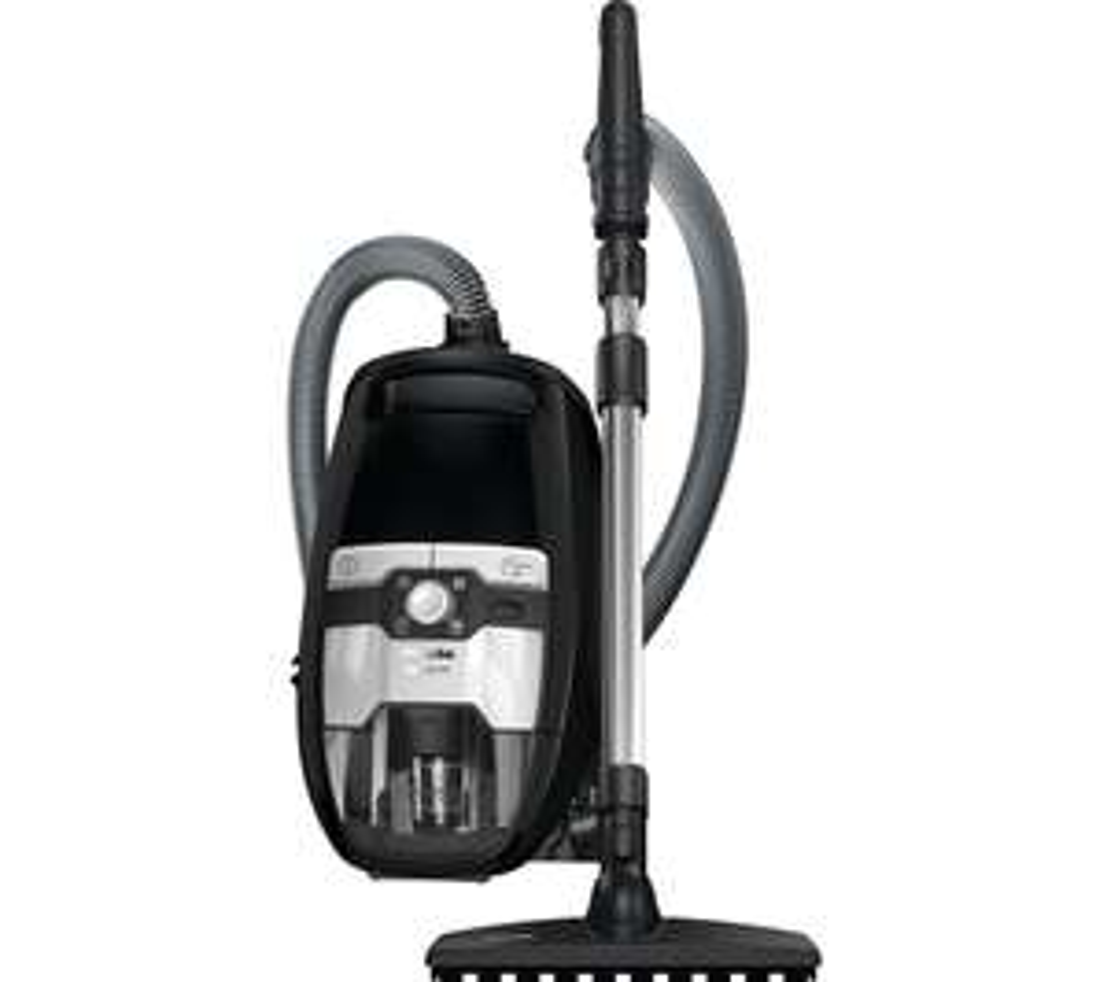 MIELE Blizzard CX1 Parquet Cylinder Bagless Vacuum Cleaner - Black (Save £40) £269 @ Currys