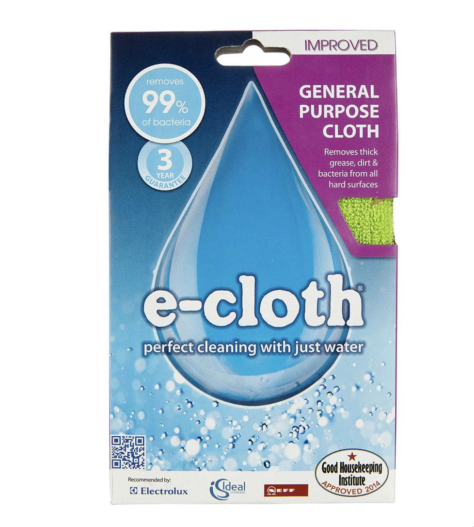 e-cloth General Purpose Cloth (under half price, normally £4.99) £1.99 @ John lewis - £2 c&c