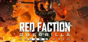 Red Faction: Guerrilla Re-Mars-tered (PC) @ Indiegala £7.50
