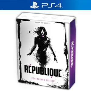 Republique Contraband Edition PS4 @ GAME - £19.99