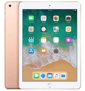 """Apple iPad 9.7"""" (2018) 32GB Wifi - Gold £238.99 @ Toby Deals With Email sign up code"""