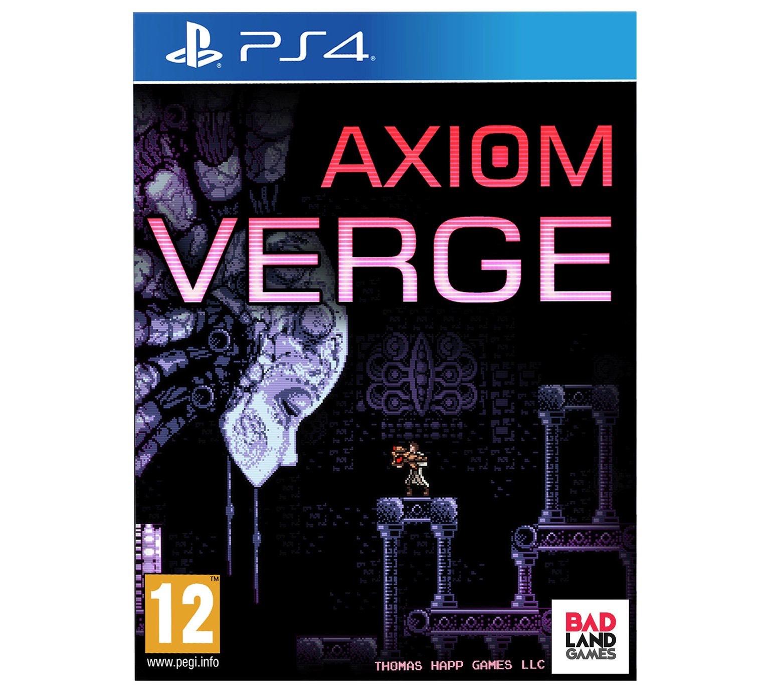 Axiom Verge - Standard Edition £9.99 @ Argos (free C&C)