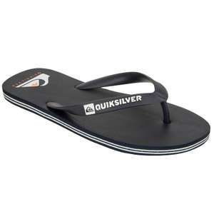 Quicksilver flip flops - £4.99 @ Decathlon (free C&C) + Others from £1.59