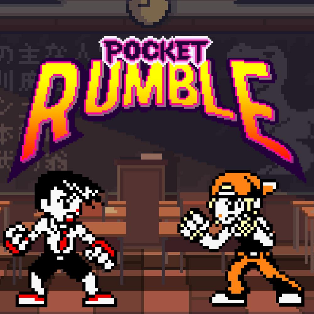 Pocket Rumble on Nintendo Switch - Russian Nintendo eShop - £3.04