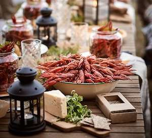 Crayfish Party - All you can eat buffet with wide range of deserts and soft drinks, tea and coffee £6.75 @ Ikea