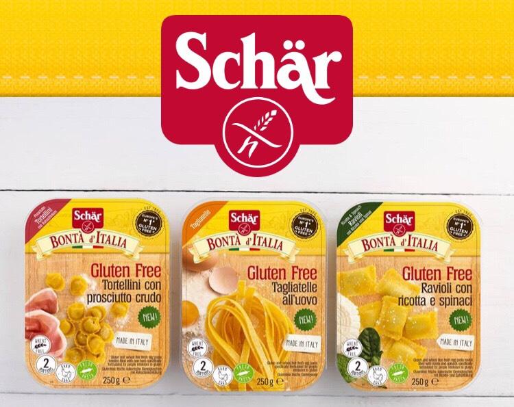 Schär - Gluten Free pasta - Try me free (3.75 / £3.50) @ Morrisons