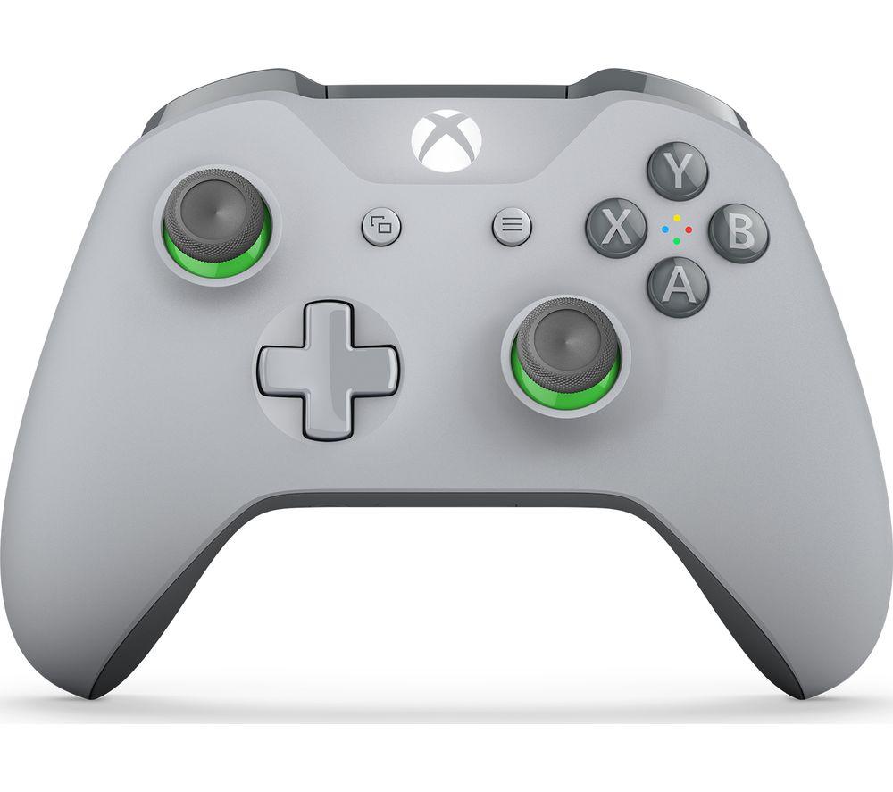 XBox Wireless Controller White/Black £34.99 Grey £39.99 @ Currys // £38.99 @ Game