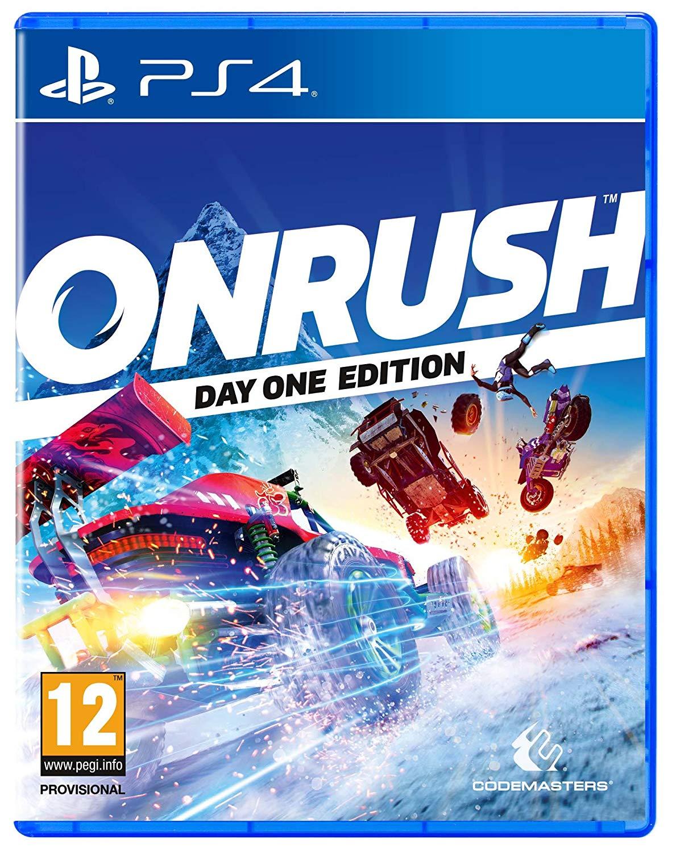 Onrush (PS4/Xbox One) £23.99 Delivered @  Argos / Amazon