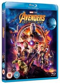 Avengers Infinity War 3D Blu Ray Preorder £17.09 with code at zoom