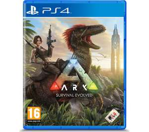 PS4 / Xbox One ARK: Survival Evolved for £19.99 delivered @ Currys