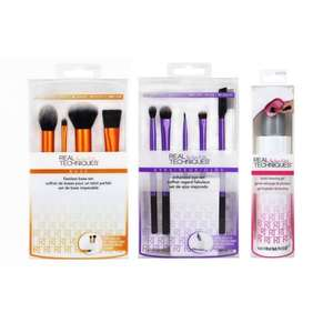 Real Techniques Flawless base set and Enhanced eye set duo worth £37.44 now £24.99 delivered @ Justmylook