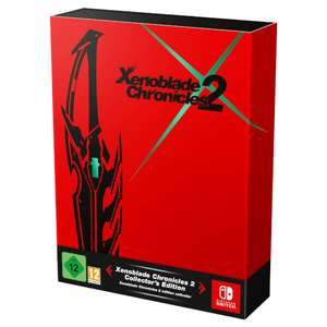 Xenoblade Chronicles 2 Collectors Edition (Nintendo Switch) - £56.21 Amazon Prime Now