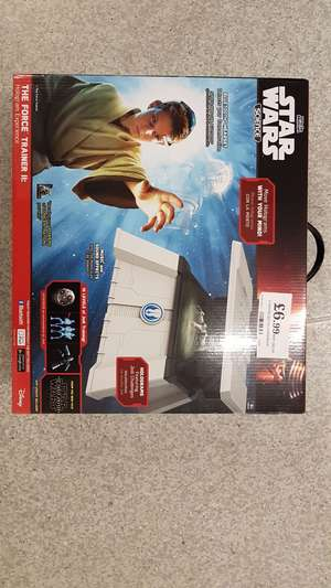 Star wars hologram experience £6.99 @ Home bargains