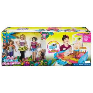 Barbie Ultimate Puppy Mobile £39.99 @ Smyths toys
