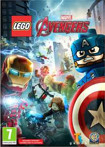 Lego Avengers PC (Steam) £2.99 / £2.84 with fb code at CDKeys
