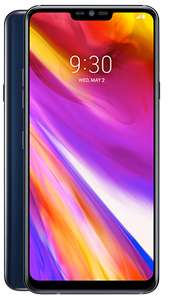LG G7 ThinQ Unlimited Mins & Txts 10GB Data  -  £160 AUTO CASHBACK makes £26 p/m (£33 / 24mths before) Total £631.92 at Fonehouse