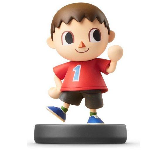 amiibo Smash Figure No9 Villager now £2.99 @ Argos (free C&C)