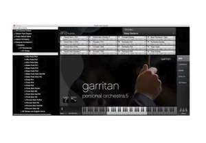 GARRITAN Personal Orchestra 5 (Download) Orchestral Sound Library (VST) £59.51 @ Music matter