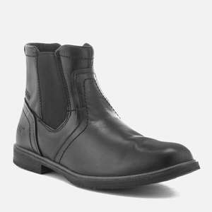 bb0893c7ecd Caterpillar Men s Armitage Chelsea Boots – Black £38.99 delivered w ...