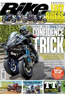 Bike / Ride Magazine 3 Issues for £3 - Great Magazines