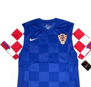 Classic croatia top only £20.74 Delivered @ classicfootballshirts.co.uk