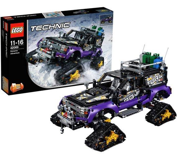 LEGO Technic Extreme Adventure - 42069 - £79.99 @ Argos (RRP £139.99)